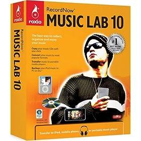 RecordNow Music Lab 10  full