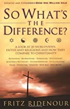SO WHATS THE DIFFERENCE: How the…