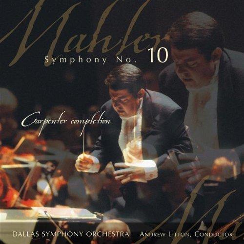 Mahler: Symphony No. 10 (Carpenter Completion) by Gustav Mahler (Composer), et al (2002-09-17)