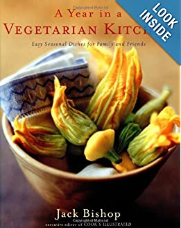 Download ebook A Year in a Vegetarian Kitchen: Easy Seasonal Dishes for Family and Friends