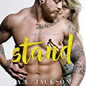 Stand: A Bleeding Stars Stand-Alone Novel | A.L. Jackson