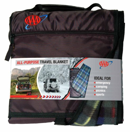 AAA 4014AAA All-Purpose Travel Blanket