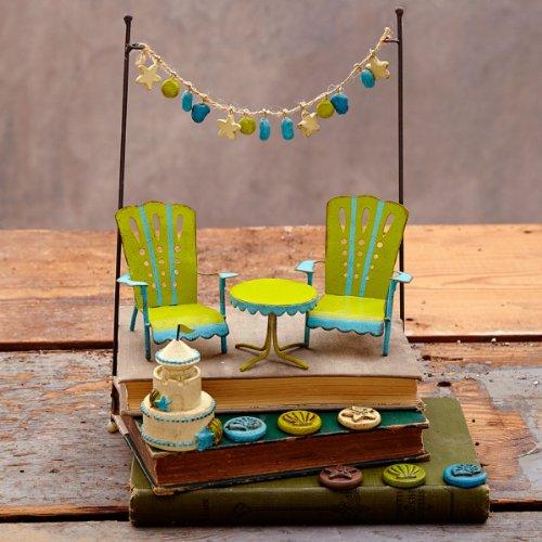 Beach Life Mini Fairy Garden Kit #GG981