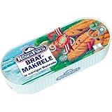 Rügen Fisch Makrelenfilets gebraten, 6er Pack (6 x 500 g Dose)
