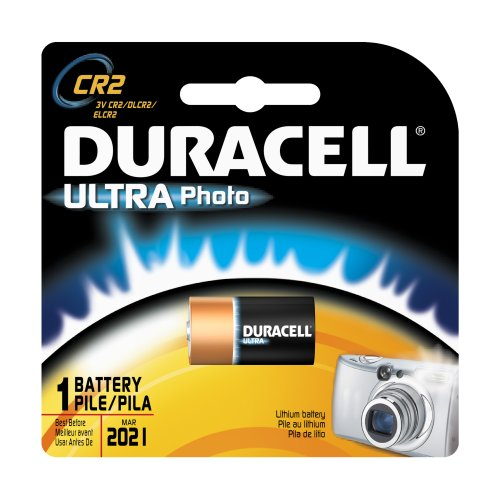 Duracell Dlcr2Bpk Ultra Photo Lithium/Manganese Dioxide Battery, Cr2 Size, 3V (Case Of 6)