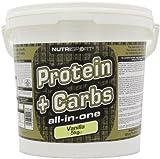 Nutrisport Protein + Carbs Vanilla 5000g