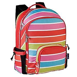 Bright Stripes Macropak Backpack