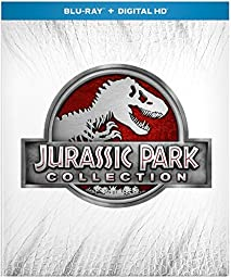 Jurassic Park Collection (Jurassic Park / The Lost World: Jurassic Park / Jurassic Park III) (Blu-ray with DIGITAL HD)