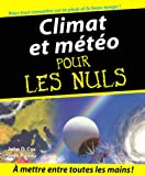 Climat et mto pour les Nuls