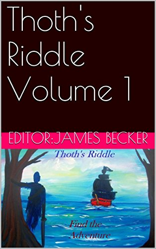 editor:James Becker - Thoth's Riddle Volume 1 (English Edition)