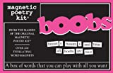 Boobs: Magnetic Poetry Kit