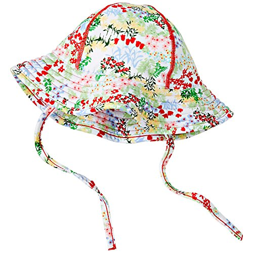 Hanna Andersson Baby Swimmy Sunhats, Size S (1-3 Years), Multi
