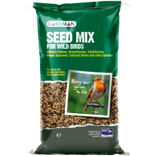 12.75kg Seed Mix A05450d 12.75 Kg Multicoloured By Gardman