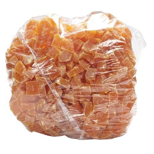 Papaya Chunks - Dried