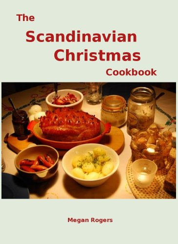 The Scandinavian Christmas Cookbook by Megan Rogers