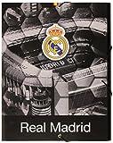 Real Madrid - Carpeta folio con gomas y solapas (Safta 511557068)