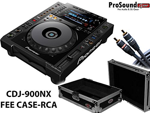 Pioneer Cdj900Nxs Nexus Professional Multi Player - Free Cdj900 Proxcase And Rca Cable - (Prosoundgear Authorized Seller)