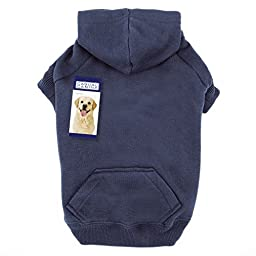 Casual Canine Basic Hoodie for Dogs, 16\