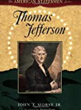 img - for Thomas Jefferson (American Statesman) book / textbook / text book