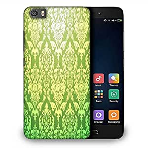 Snoogg Green Pattern Designer Protective Phone Back Case Cover For Samsung Galaxy J1