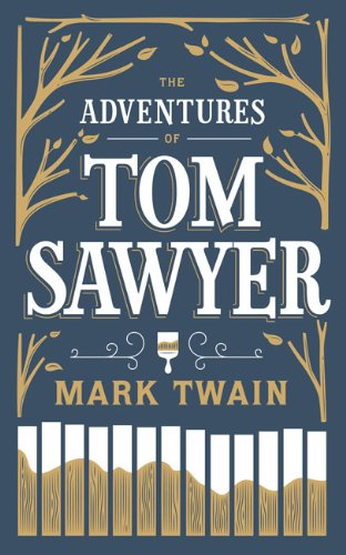 the-adventures-of-tom-sawyer-barnes-noble-leatherbound-classic-collection