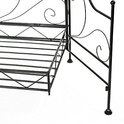 Pawz Road Pet big Beds Dog/cat Bed Soft Warm Dog Kennel Pet Cushion Upscale Metal Frame Zebra-stripe Mattress Bed