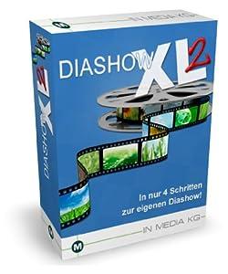 Diashow XL 2 - Diashows erstellen für PC, DVD Player auch in HD, USB, Beamer, Handys und Internet