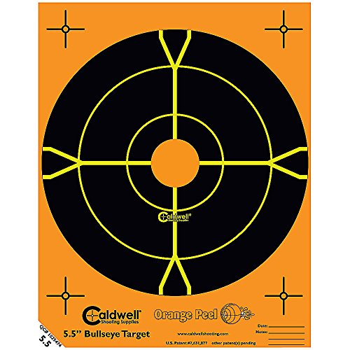 Cheapest Prices! Caldwell Orange Peel 5.5 Inch Splatter Target