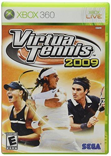 Virtua Tennis 2009 - Xbox 360 - 1
