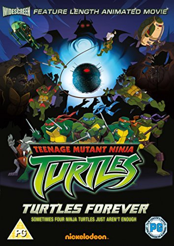Ninja Mutant Ninja Turtles: Turtles Forever [DVD] [2009] by Michael Sinterniklaas