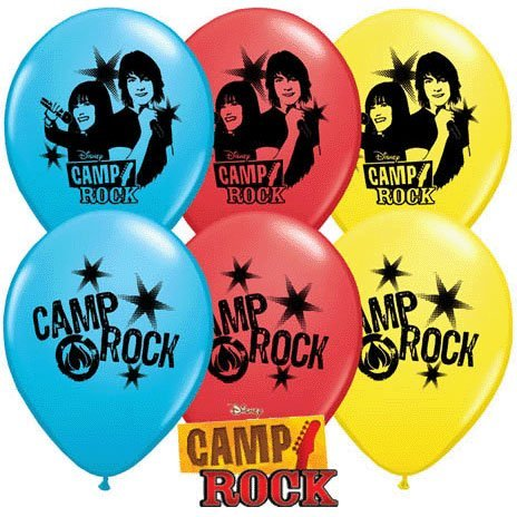 "11"" Camp Rock (25/bag) - 1"