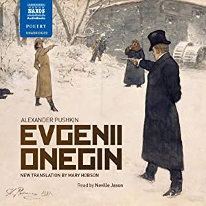 Evgenii Onegin Audiobook
