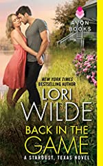 Back in the Game: A Stardust, Texas Novel (Stardust, Texas series Book 1)