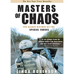 Masters of Chaos Audiobook