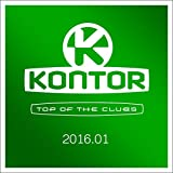 Kontor Top of the Clubs 2016.01 [Clean]