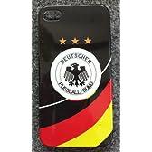 No brand iPhone4/4S用ケース サッカードイツ代表 マンシャフト