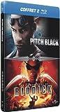 Image de Coffret Riddick : Pitch Black + Les chroniques de Riddick [Pack Collector boîtier SteelBook]