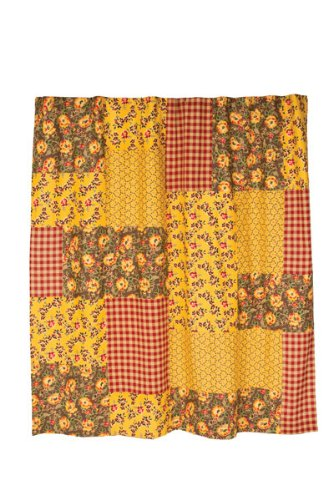 """Cambrie Lane Bees Shower Curtain - 72X72"""" front-768110"""