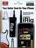 IK Multimeda iOSデバイスのための高音質ギター・インターフェース iRig ブラック
