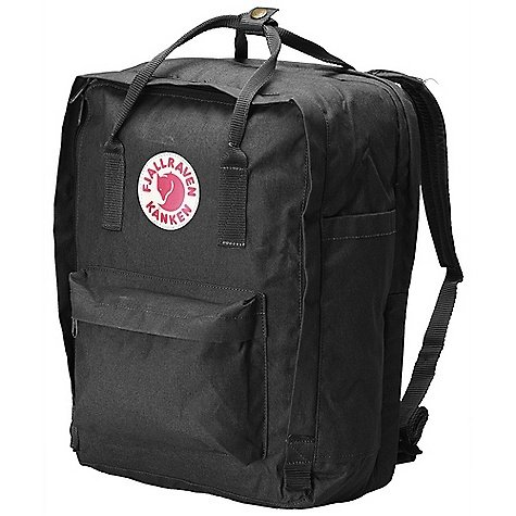 Fjallraven Kanken 15 Backpack Black One Size
