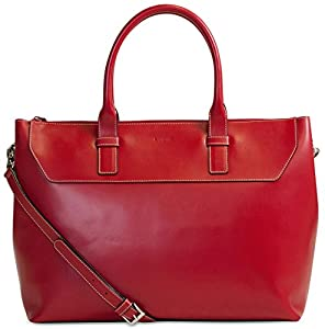 Lodis Audrey Wilhelmina Work Satchel,Red,One Size