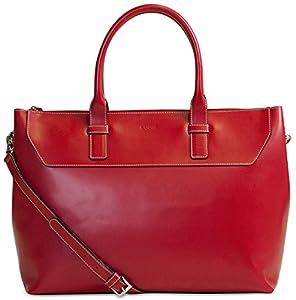 Lodis Audrey Wilhelmina Work Satchel,Red,One Size