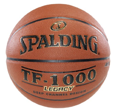 Spalding TF-1000 Legacy Indoor/Outdoor Composite Basketball Official Size 7 (29.5