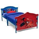 Children's Spiderman 3D Twin bed