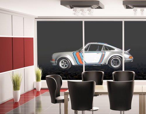 XXL FensterBild Martini Porsche 911 No.3 günstig