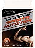 CLA Weight Loss And Definition High Strength & Quality Ingredients 1000mg Manufactured In The UK - 90 Soft Gel Capsules FREE UK Delivery