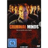 """Criminal Minds - Die komplette erste Staffel [6 DVDs]von """"Mandy Patinkin"""""""