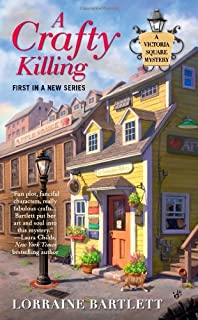 Book Cover: A crafty killing