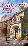 A Crafty Killing (Victoria Square Mystery)