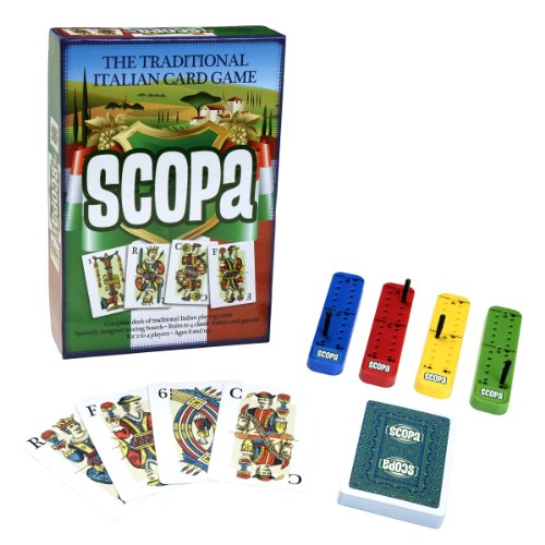 scopa game rules
